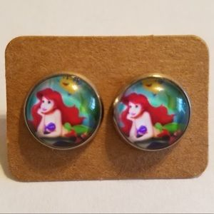 #2 Ariel Earrings